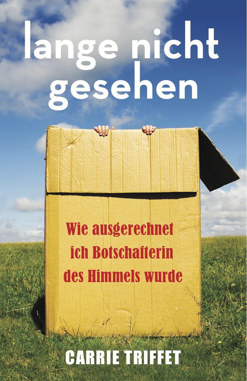 So sieht es aus: Carries Buch auf Deutsch!