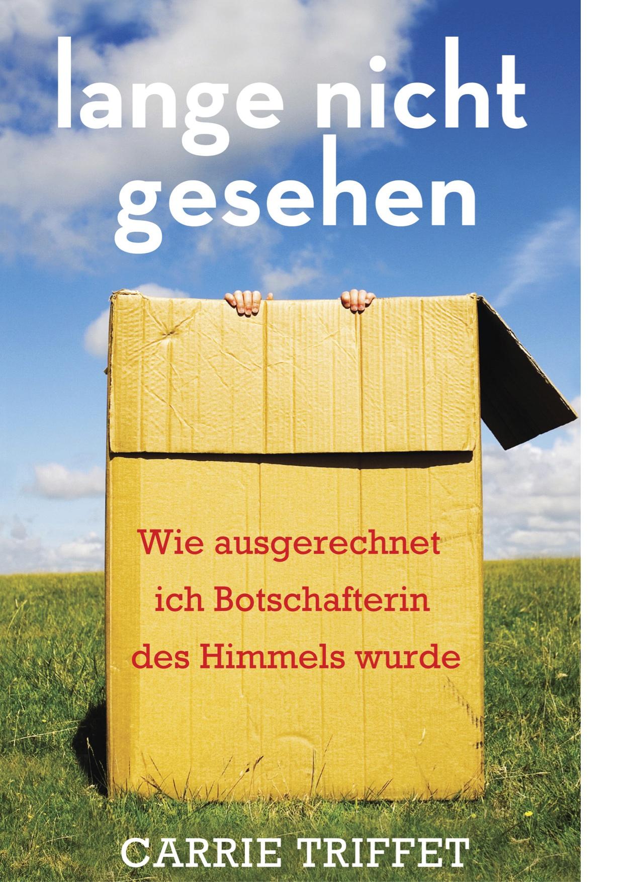 So sieht es aus: Carries Buch auf Deutsch